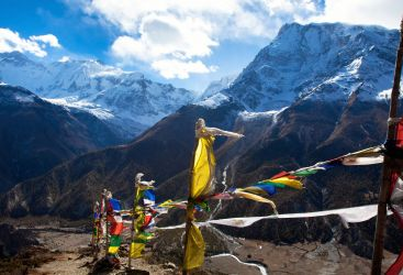 Nepal: Trail-running in the Himalayas