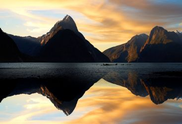 Naturally New Zealand: Alps and Fjords