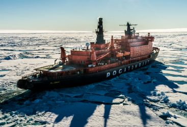 Icebreaker Cruise to the North Pole
