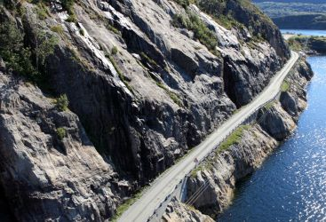 Scenic Driving through the Fjord-Roads of Norway