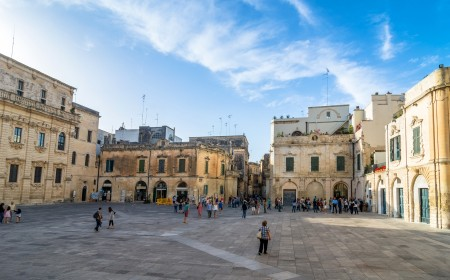 The living theatre of Puglia