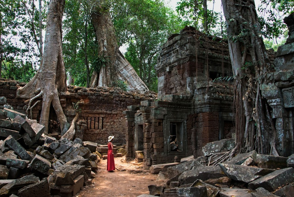 Away from the Crowds in Cambodia
